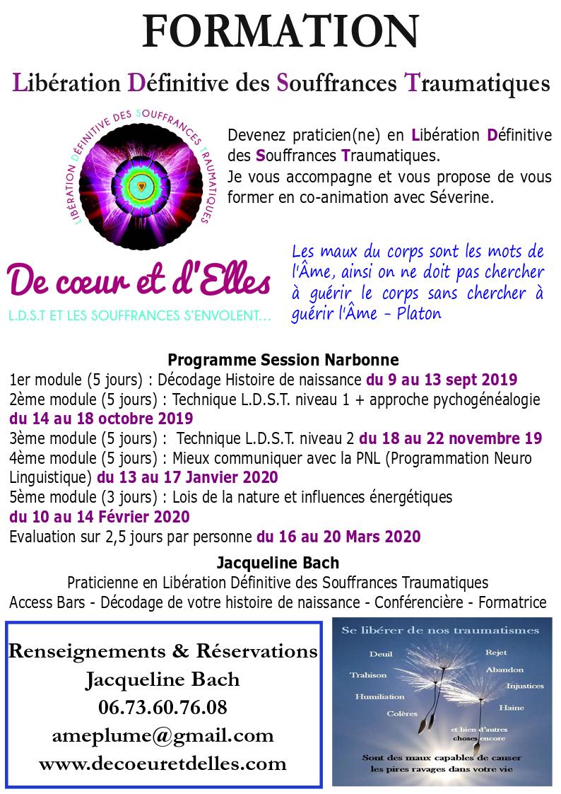 Narbonne Formation LDST - Semaine d'évaluations @ l'arc en ciel du partage