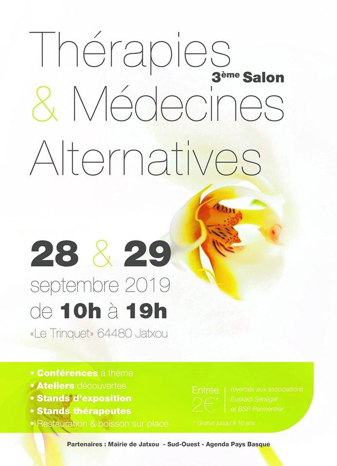 JATXOU- Salon Thérapies et médecines alternatives @ le trinquet