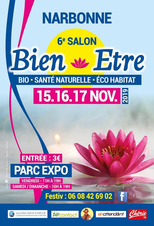 Narbonne - Salon Bien être @ parc des expositions narbonne